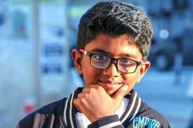 13 Year Old Indian Boy Owns A Software Development Company In Dubai The Indian Wire