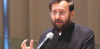 HRD Minister said the government is reducing the classroom syllabus