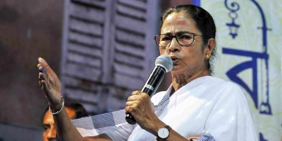 West Bengal's CM Mamata Banerjee