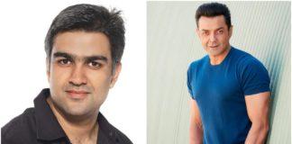 Siddharth P Malhotra and Bobby Deol