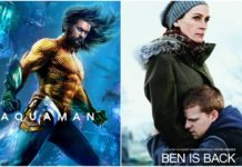 aquaman and ben is back