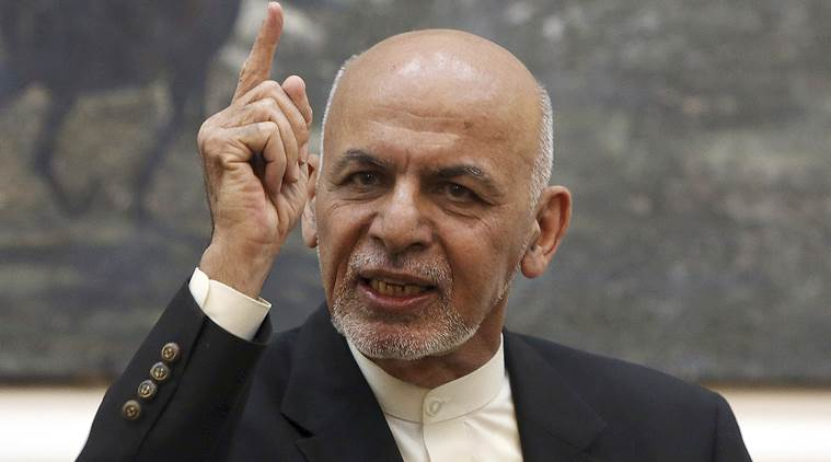 Ashraf Ghani