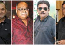 Mahesh Manjrekar, Pradeep Sarkar, Priyadarshan, and Aniruddha Roy Chowdhury