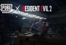 Pubg Mobile Resident Evil Poster