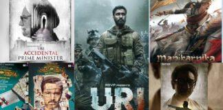 Upcoming Bollywood movies of January 2019
