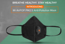Mi AirPOP PM2.5 Anti-Pollution Mask