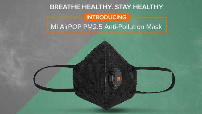 Mi AirPOP PM2.5 Anti-Pollution Mask