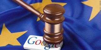 Google under E.U regulations