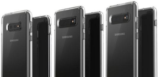 Samsung Galaxy S10 line-up