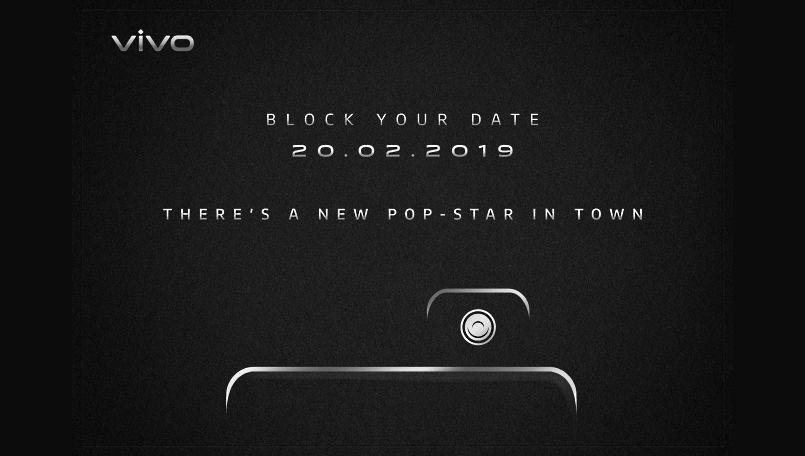Vivo 'Block Your Calendar' invite