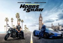 Fast & Furious Presents Hobbs and Shaw