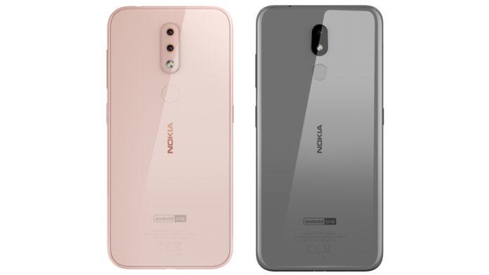 Nokia 4.2 and Nokia 3.2