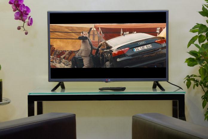 LG Smart 32-inch HD Ready LED Smart TV