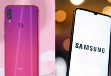 Redmi Note 7 and Samsung Galaxy M30