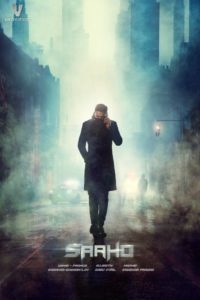 Saaho-poster