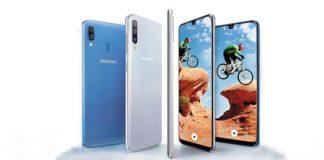 Samsung Galaxy A30 and Samsung Galaxy A50
