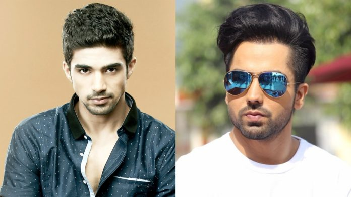 Saqib Saleem and Harrdy Sandhu