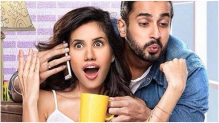 Sunny Singh and Sonnalli Seygall