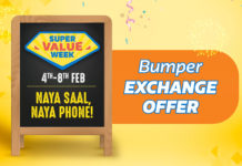 Flipkart Super Value Week