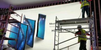 Huawei Mate X Leak