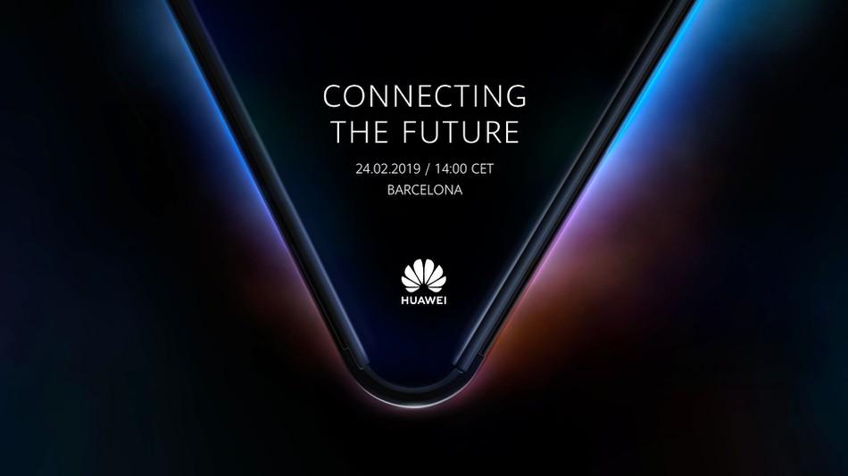 Huawei MWC Invite