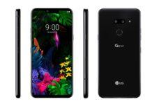 LG G8 ThinQ leaks