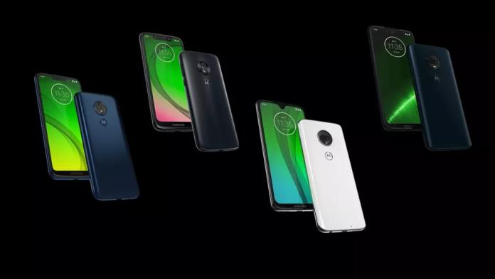 Motorola G7-series 2019