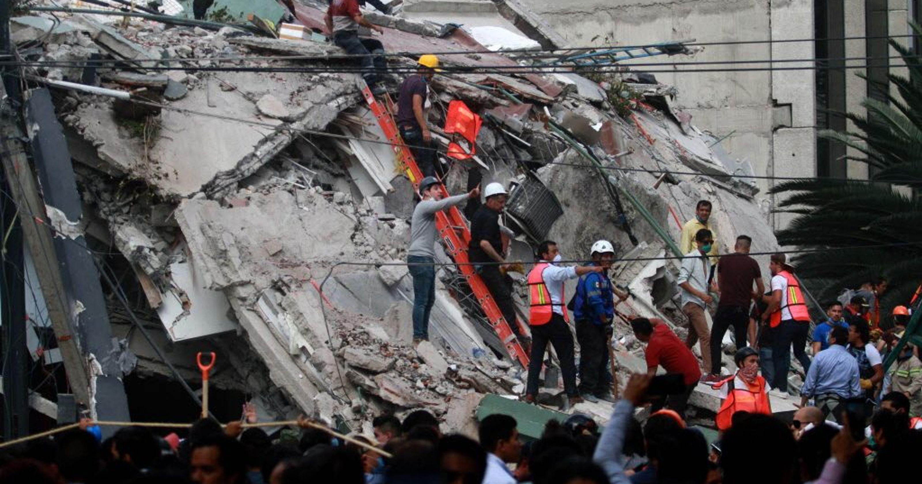Strong natural disaster rocks Ecuador-Peru border region