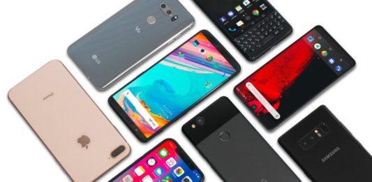 Premium smartphones