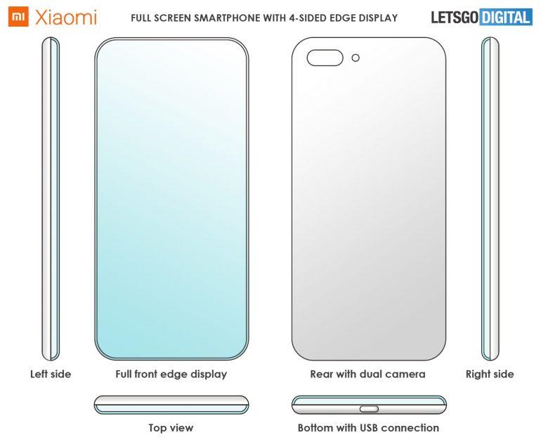 Xiaomi Edge Smartphone