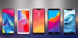 Smartphones under ₹10,000