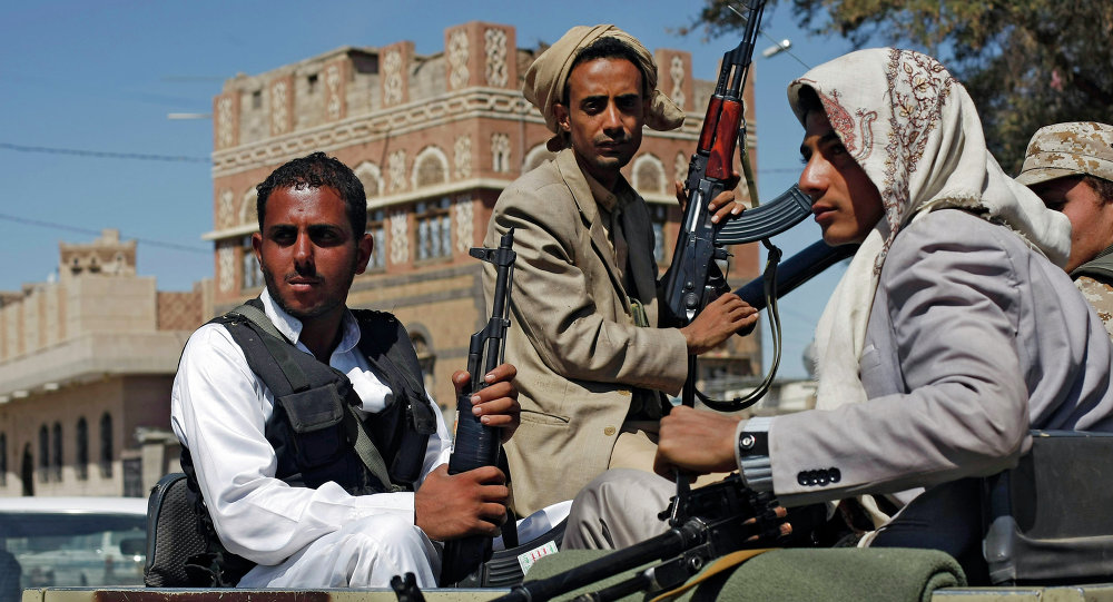 Yemen's Rebels Welcome US Vote against the war