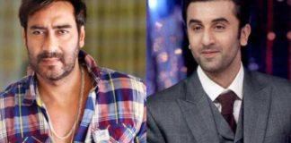 Ajay Devgn and Ranbir Kapoor