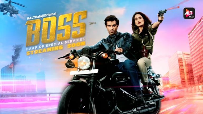 Boss- Karan Singh Grover and Sagarika Ghatge