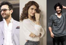 Fatima Sana Shaikh, Saif Ali Khan and Ali Fazal team up for horror-comedy 'Bhoot Police'