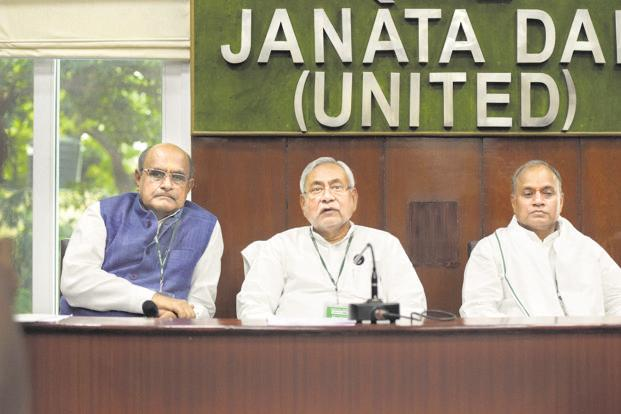 General Elections 2019 : JD(U) to expand national presence, to contest elections alone outside Bihar – The Indian Wire