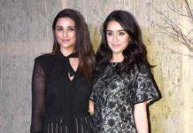 Parineeti Chopra and Shraddha Kapoor