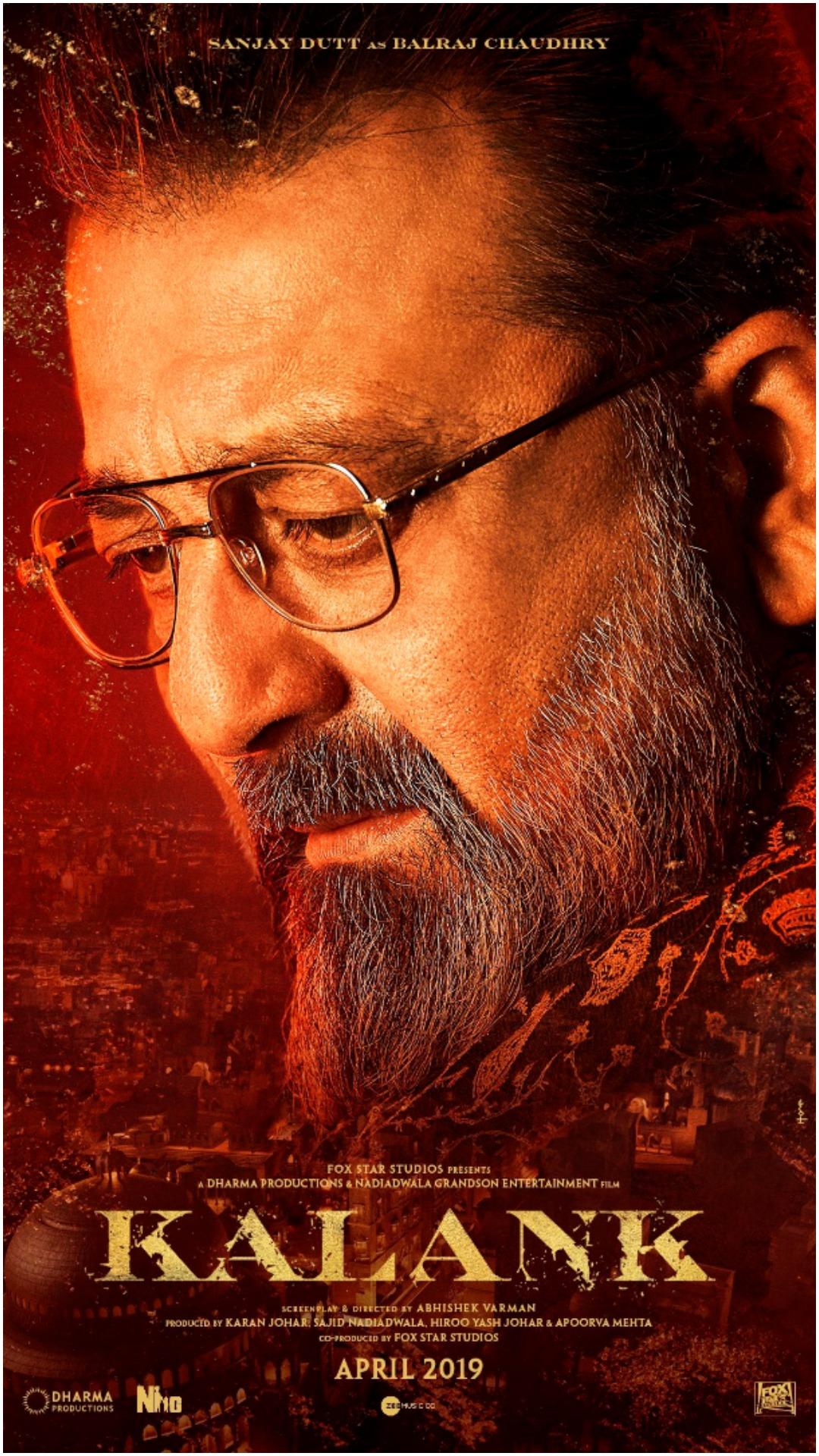 Sanjay Dutt in 'Kalank'