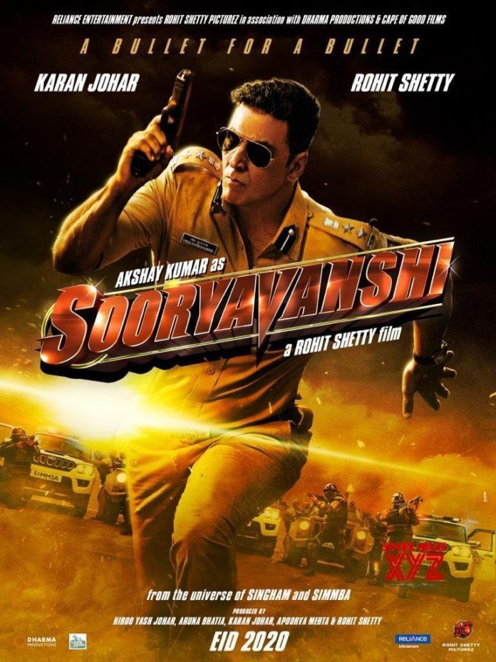 Sooryavanshi movie poster