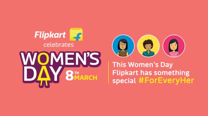 Flipkart Womens Day Sale