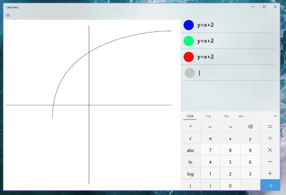 Microsoft Calculator