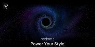 Realme 3 Launch