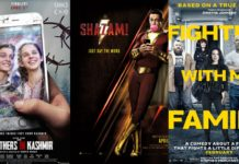 Hollywood movies releasing this Friday on 5th April