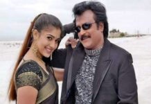 Rajinikanth and Nayanthara