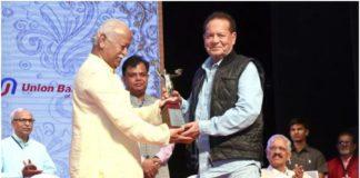 Salim Khan was conferred with the 77th Master Deenanath Mangeshkar Award