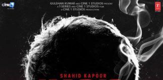 Shahid Kapoor in Kabir Singh