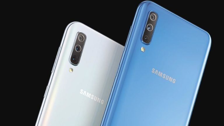 Samsung Galaxy A70 vs Galaxy A50: price, features compared