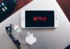 Netflix on iPhone