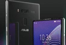 Asus Zenfone 6 render