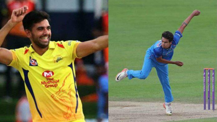 deepak and rahul chahar